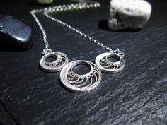 Circles Pendant - Small (YS34)