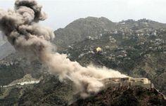 اخبار اليمن الان الحوثيون يقصفون قرى في ريف تعز بالمدافع وصواريخ الكاتيوشا