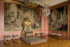 Los palacios reales de Magdalena de Suecia y su familia Casa Real, Magdalena, French Interiors, French Style, Painting, Stockholm, Sweden, Palaces, Museums