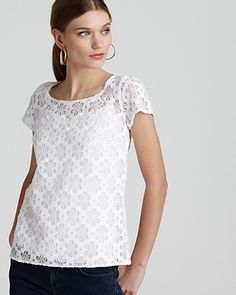 Lilly Pulitzer Poppy Top | Bloomingdale's