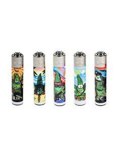 Cannabuds Clipper lighter: Quality attractive refillable clipper lighters.