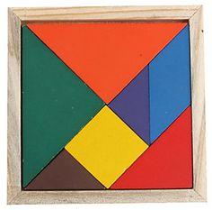 El tangram… orientación en el espacio | matematicascercanas