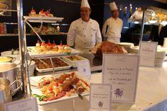 Buffet di Otto il Polpotto con squisite specialità dedicate ai piccoli ospiti #loano2village