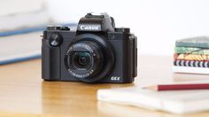 Canon Powershot G5X : Review y opinion
