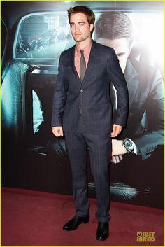 Robert Pattinson at the Cosmopolis premiere - Le Grand Rex, Paris, France, 2012