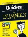 Quicken All-in-One Desk Reference For Dummies:Book Information and Code Download - For Dummies