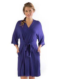 Bamboo Dreams® Nina Belted Robe