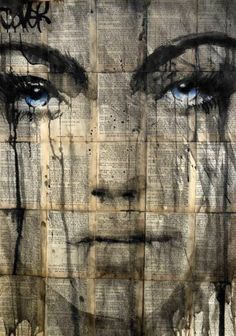 "Saatchi Art Artist Loui Jover; Drawing, ""all in all"" #art"