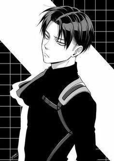 Levi  #anime #snk #aot #levi