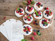 DIY – Handgeschreven recept op manilla tag