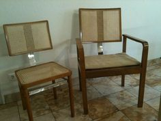 Chairs from Heisler Design;Lajos Kozma Budapest,after Bauhaus, Budapest, Dining Chairs, News, Furniture, Design, Home Decor, Decoration Home, Room Decor