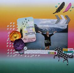 Stamp Cravings: Glitz- Wild & Free ....