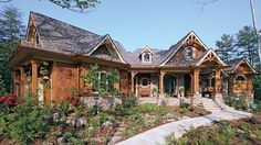 Home Plan HOMEPW12782 - 3126 Square Foot, 3 Bedroom 2 Bathroom Craftsman Home with 2 Garage Bays   Homeplans.com