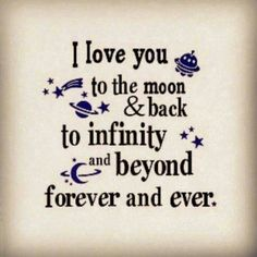 Love You Forever Quotes Gorgeous L Will Love You Forever And Ever Love Quotes  Pinterest