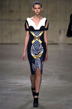 Peter Pilotto Fall 2013 Ready-to-Wear Collection Photos - Vogue