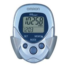 Top Ten Best Pedometers for Walking and Running