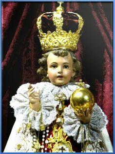 ¡Oh milagroso Niño Jesús de Praga!,    fuente de toda ciencia y sabiduría,    de quien recibimos la inteligencia    que procede d...