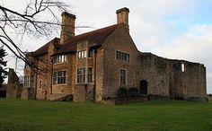 Leybourne Castle, Kent