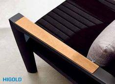 champion-meble-ogrodowe-aluminiowe-zestaw-wypoczynkowy-fotel-drewno-tekowe Best Outdoor Furniture, Ottoman, Sofa, Outdoor Decor, Design, Home Decor, Settee, Decoration Home, Room Decor