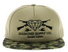 0f0b2f55d5dac3 Diamond Supply Co. Diamond Beanie. See more. Stylish  Snapback Hats at   wholesale price Wholesale Hats