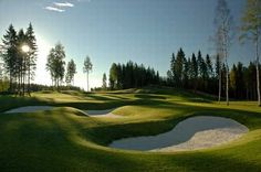 Vanajanlinna Golf & Country Club, Finland