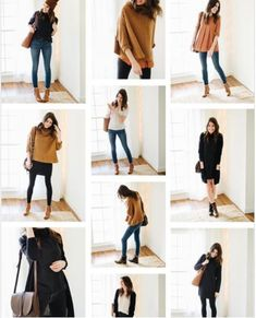 Fashion Trends Every Girl Needs To Add To Her 2018 Vocabulary  #PopxoFashion Mode Outfits, Casual Outfits, Fashion Outfits, Womens Fashion, Fashion Trends, Capsule Wardrobe, Fall Winter Outfits, Winter Fashion, Fashion Capsule