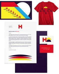 Hessian by Ben Pieratt