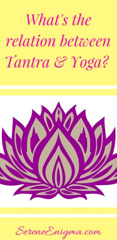 Tantra & yoga.. Millions of people in the US today practice yoga. But did you know that yoga can be traced back to the original tantrik tradition? Yes, Hatha-yoga, the yoga that is most widely practiced today in the U.S., originally grew out of Saiva Tantra.