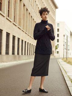 The Beat Generation || Vogue UK October 2015