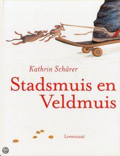 Stadsmuis en Veldmuis
