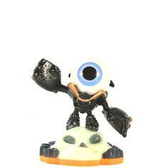 Skylanders Giants - Eye-Small (Sidekick) [Undead] Character, Series 2