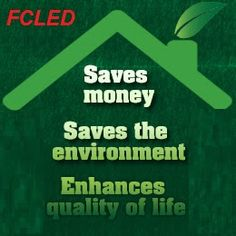 FCLED:              Lighting Choices saves...
