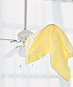 Use a Pillowcase for Dust-Free Cleaning - 28 ideas for different uses for items
