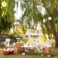 piquenique de páscoa/ Easter picnic party