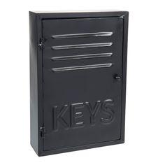 Caja de llaves de metal Al. 30 cm ...