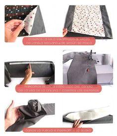 Cómo hacer un Mei Tai - Portabebes ergonómicos DIY