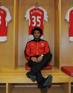 M.el Neny the new super star in Arsenal