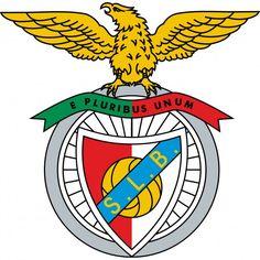 SL Benfica Logo [EPS File] - about Sport Lisboa e Benfica, Avrupa, Benfica… Soccer Logo, Football Team Logos, Football Soccer, Sports Logos, Soccer Teams, Men's Hockey, Uefa Champions League, Europa League, Coats