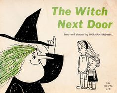 1965! (found more witch books written in 1992+)  I had this book as a hand-me-down as a child of 6. It pulled me in as a lover of Halloween, but the book itself is a great universal learning story. Came back into life recently when I found it at a church children's giveaway. Seems that my two year old loves it as much as I did. The author is known for Clifford series, but he has a ton of other Halloween-esk character books. I'm on the hunt!