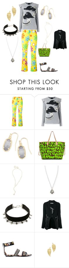 """""""passion for fashion"""" by emmamegan-5678 ❤ liked on Polyvore featuring Moschino, Andrea Bogosian, Kendra Scott, Vanessa Mooney, Givenchy, Valentino, Jennifer Meyer Jewelry and modern"""