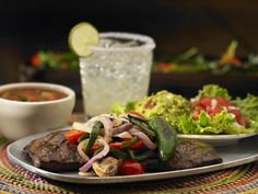Uncle Julio's Fine Mexican Foods - Fort Worth, TX, United States. Carne Asada