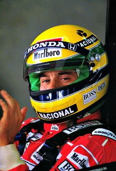 SPEED: Ayrton Senna