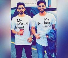 True friendship. Jassi/Babbal