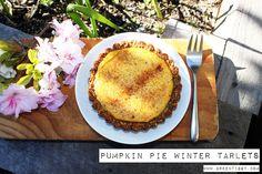 Pumpkin Pie Winter Tartlets