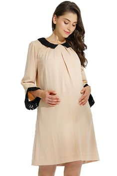 68b8b4e2fd99a Maternity Outfits - best maternity dresses : Sweet Mommy Maternity and  Nursing Elegant Formal Party Dress