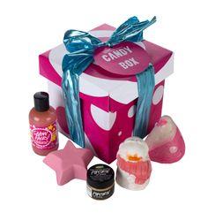 LUSH - Candy Box Gift