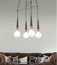 Comprar online Lámpara de techo de estilo Industrial Colección TRUMPET