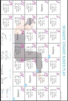30 dagen schema