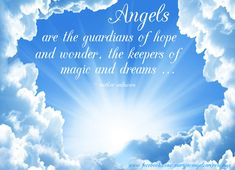 Angel Blessings and Poems with Beautiful Images - Mary Jac - Angel Quotes - Page 3