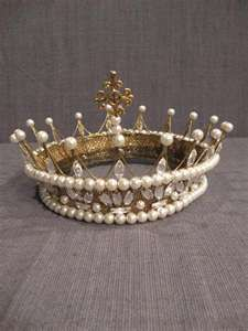 (Pearl Crown)